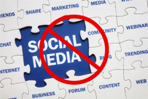 Don't post on social media about your personal injury case