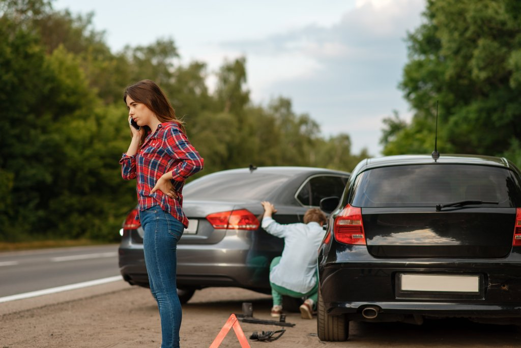 Car accident and insurance