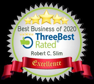 Best of 2020 - Robert C. Slim - Personal Injury Attorney